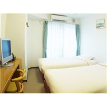 ホテルピースランド久米 客室一例